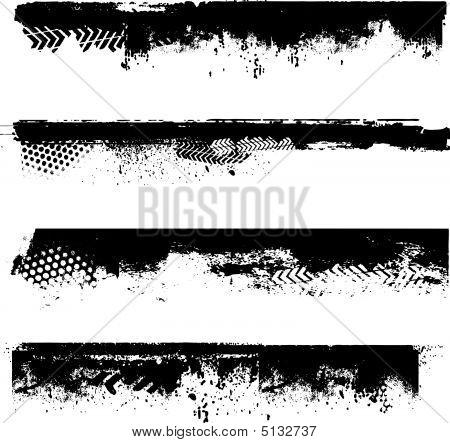 Grunge Border Detail