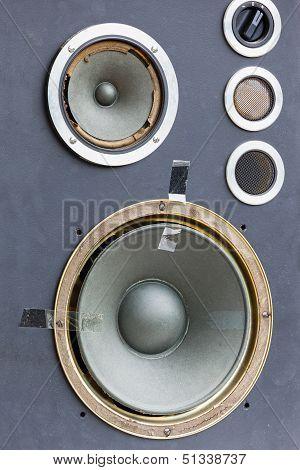 Worn Speakers