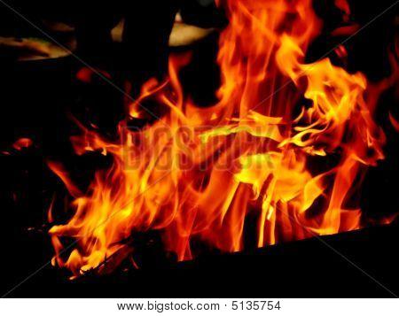gefährliche feuer flames