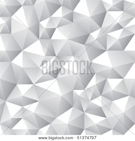 Seamless grey abstract background.