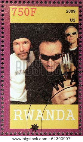 U2 Stamp