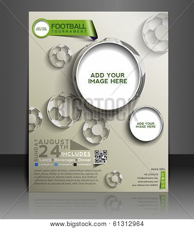Football Competition Flyer