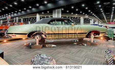 1970 Oldsmobile (Olds) Cutlass 442 Restoration