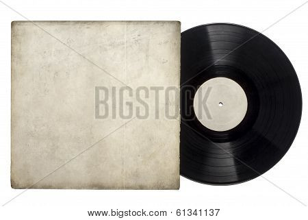 Vinyl Long Play Record