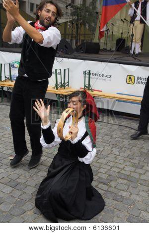 Folklore Festival - Prague Fair