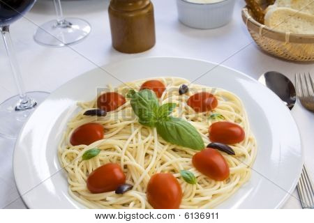 Spaghetti Ready To Eat