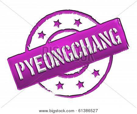Stamp - Pyeongchang