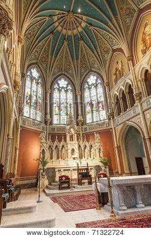 Church St. John The Baptist In Savannah