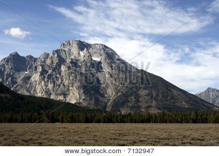MT. Moran, Grand Teton NP, Wyoming