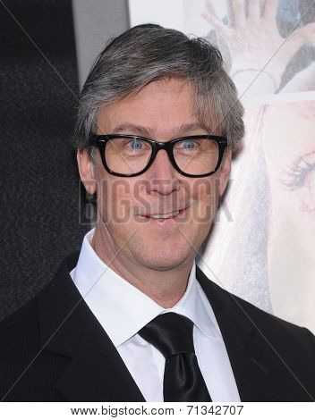 LOS ANGELES - AUG 20:  Alan Ruck arrives to the 'If I Stay' Hollywood Premiere  on August 20, 2014 in Hollywood, CA