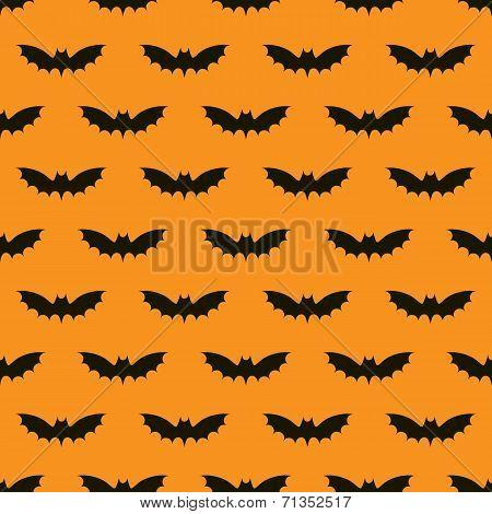 Bats Seamless Background