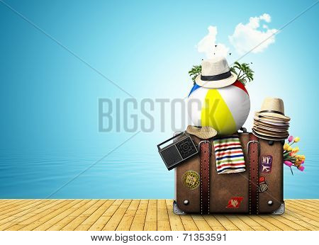Travel baggage