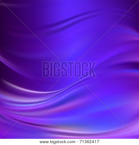 Abstract Vector Texture, Purple Silk