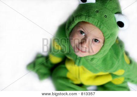 Halloween Frog