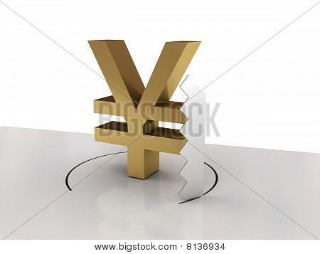 Falling Of Yen