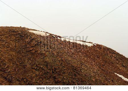 Mountaintop Pike's Peak