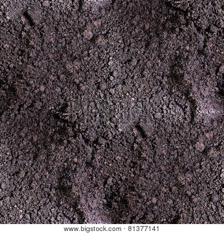 dirt seamless texture  soil land  texture terra background