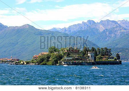 Isola Bella Lake Maggiore Northern Italy