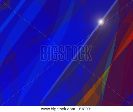Abstract Illustration Star