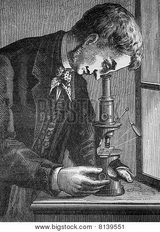Victorian Scientist