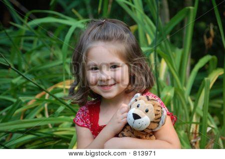 Colgante con Tigre