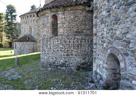 Agliate - Church Of San Pietro