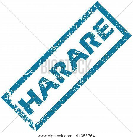 Harare rubber stamp