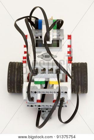 Lego Blocks Robot