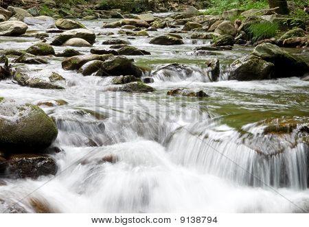 Remote Wild River