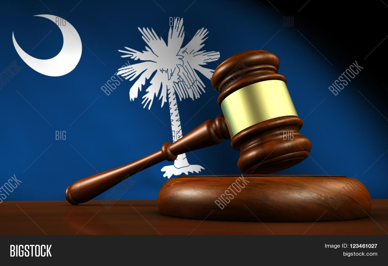 South Carolina Law Image & Photo (Free Trial) | Bigstock