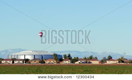 Urban and Rural City of Peoria, AZ