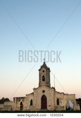 Church With Copyspace