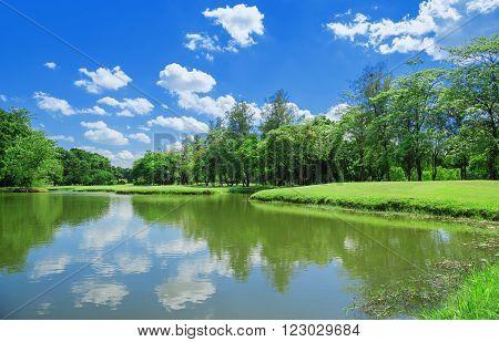 Lake Park Garden