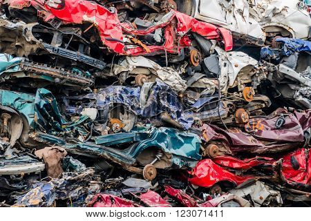cars were scrapped