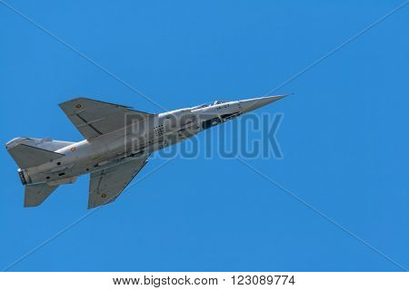 Aircraft Mirage F-1