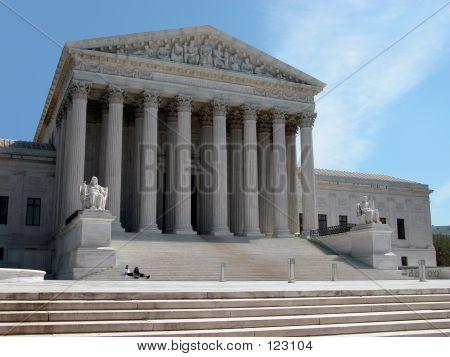 Der Oberste Gerichtshof Amerikas