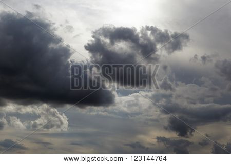 Backgrounds White Clouds