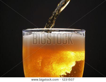 Beer Over Black