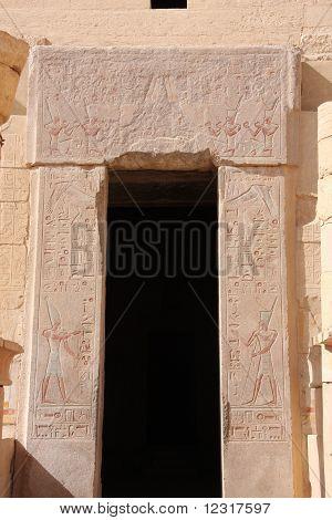 Temple of Queen Hatshepsut Luxor, Egypt