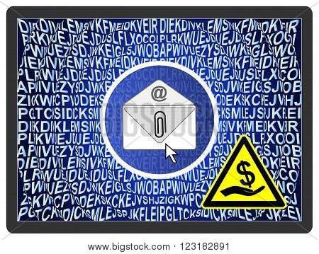 Beware of cryptolocker. Once files are encrypted they only can get decrypted by paying money