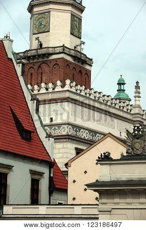 Europe Poland Poznan
