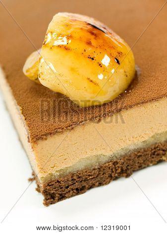 Cake Chocolate With Cream