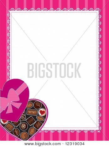 Chocolates Background