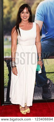 NEW YORK-JUN 24: Marta Milans attends the 'Ted 2' world premiere at the Ziegfeld Theatre on June 24, 2015 in New York City.
