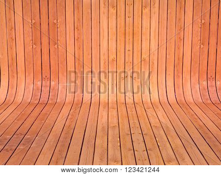Old Wood Planks Texture Background
