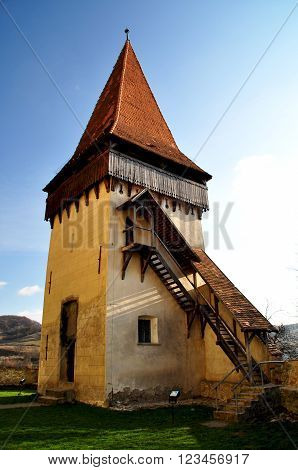 The fortified church from Biertan Transylvania UNESCO heritage monuments from Romania