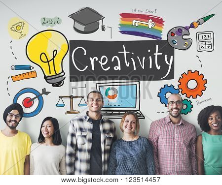 Creativity Ability Innovation Inspiration Concept