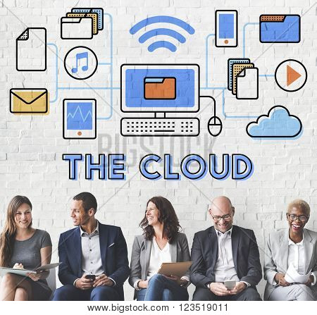 The Cloud Networking Connection Data Concept