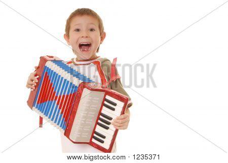 Accordion Boy 13