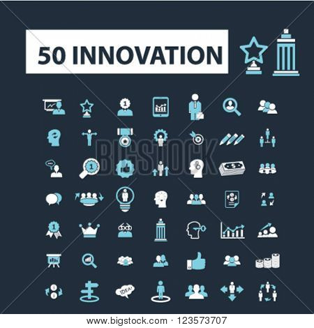 innovation icons